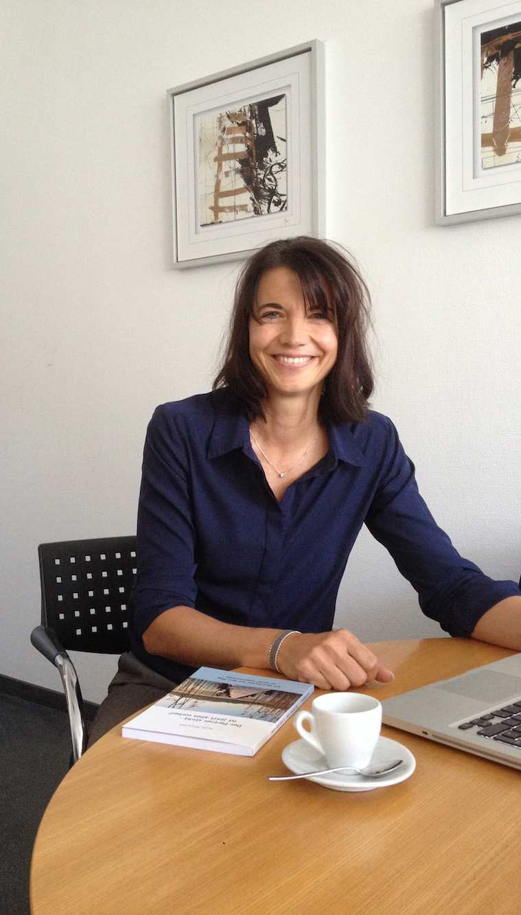 Autorin, Sportlerin, Finanzberaterin Anja Witschel in Regensburg
