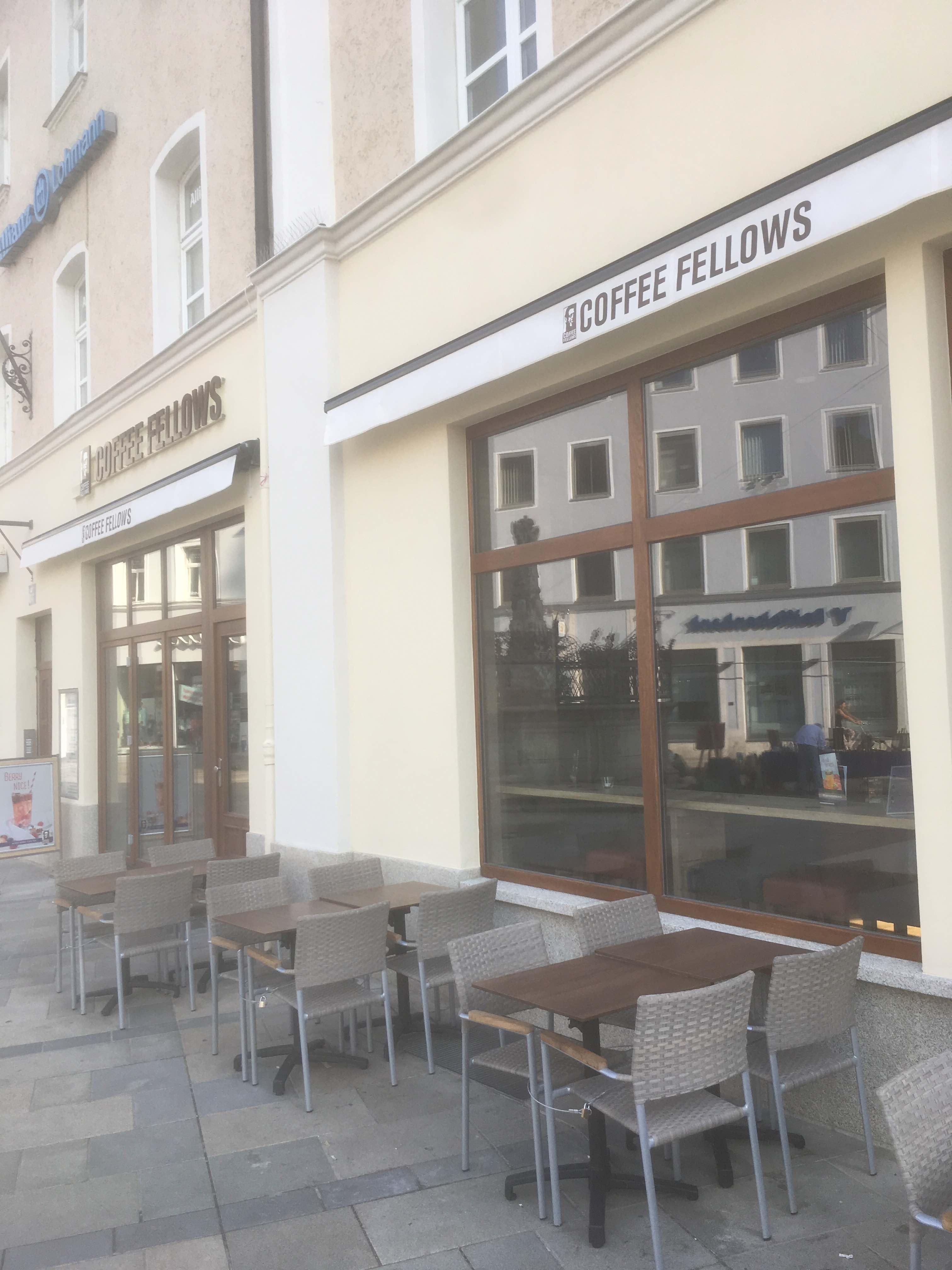 Restaurant draussen