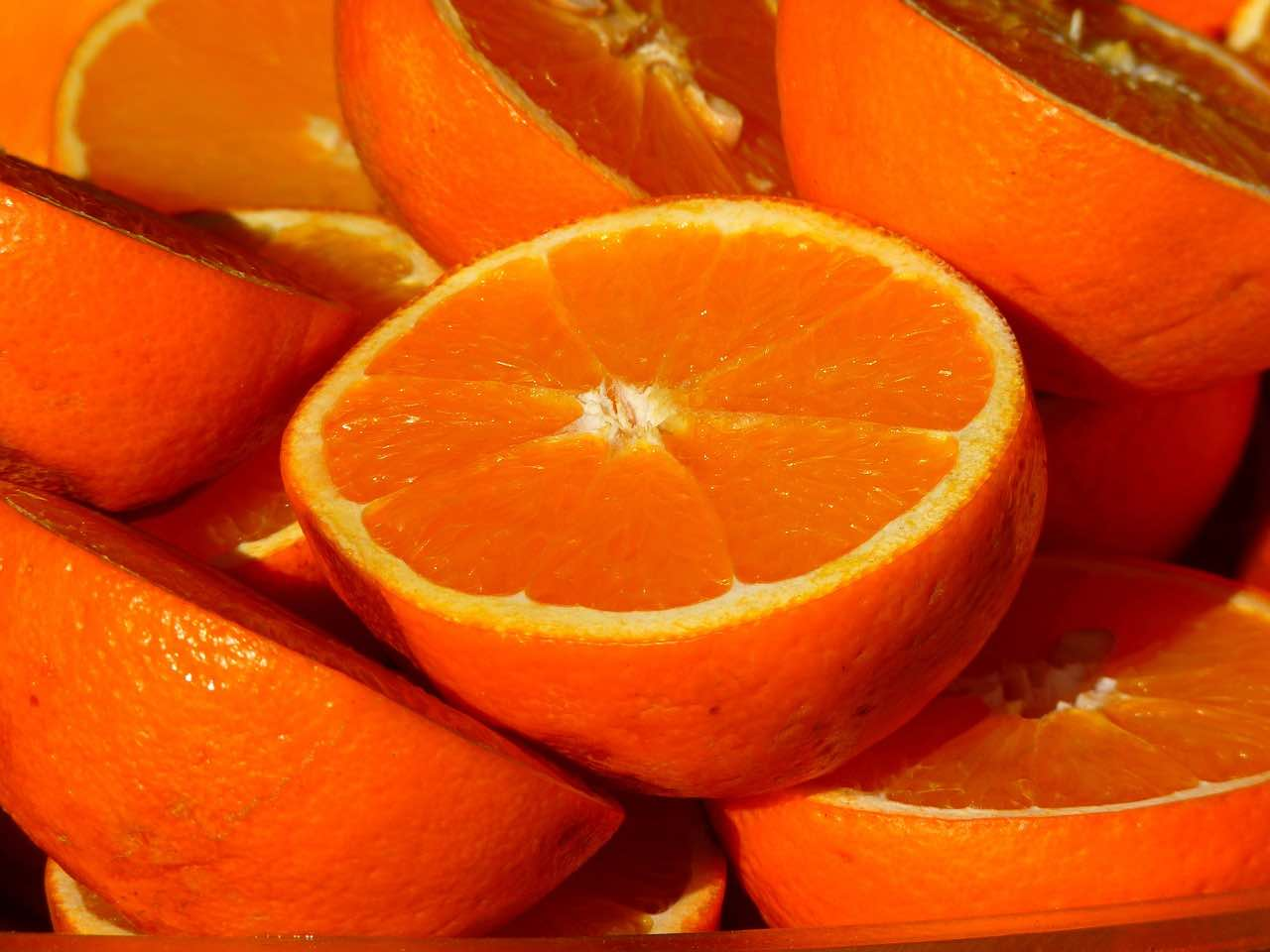 Orangen: lecker saftig gesund