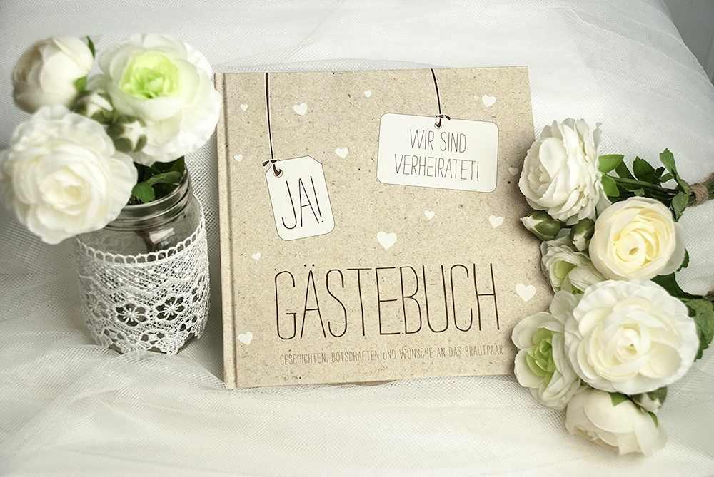Heiraten in Hamburg das Gästebuch