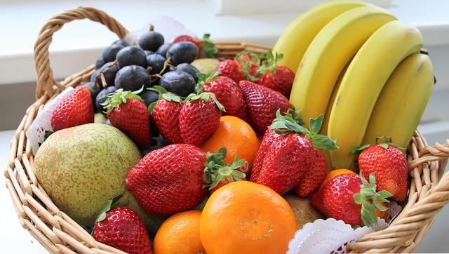 Frisches Obst für das beste Team direkt ins Trierer Büro