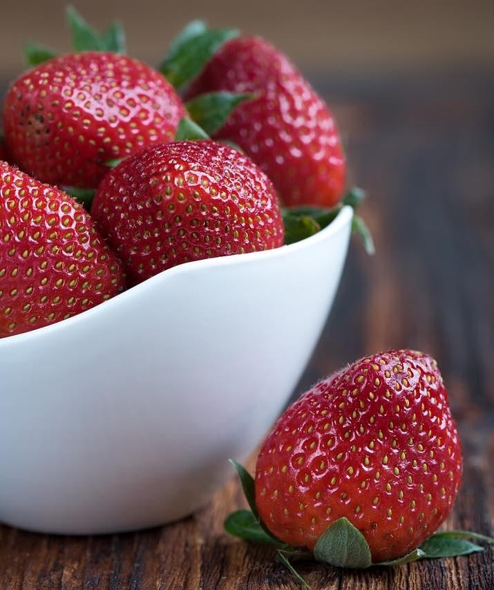 Erdbeeren: die vielseitige Saisonfrucht auch in Pforzheim