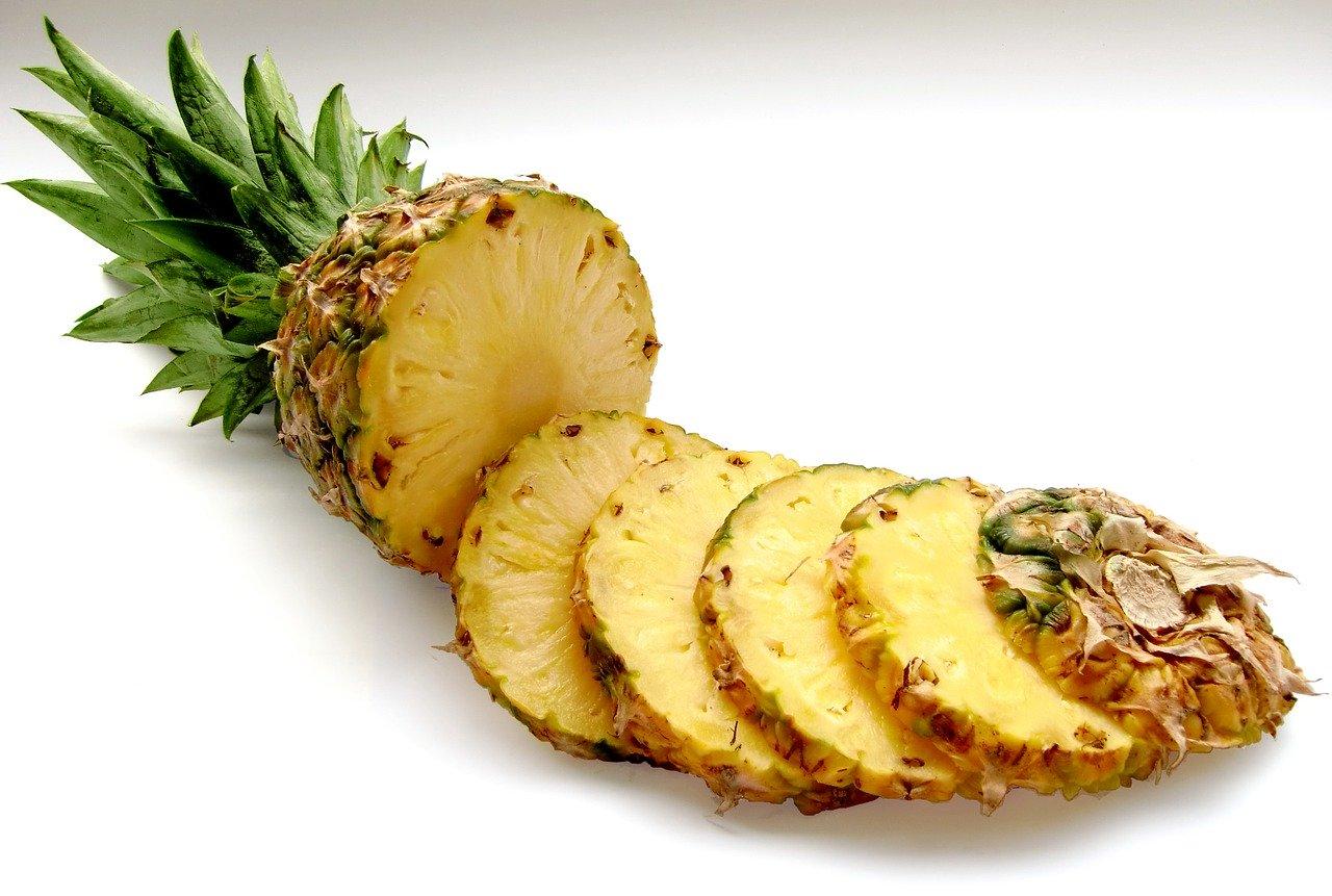 Ananas - das super-Obst im <?PHP echo Mainzer;?> Obst-und-Gemüse-Lieferservice