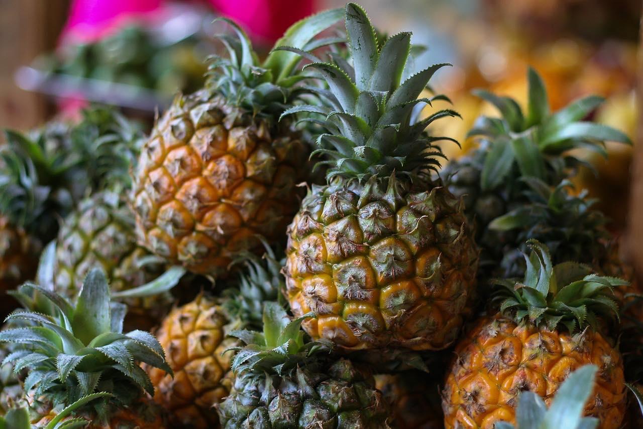 Ananas - das super-Obst im <?PHP echo Viersener;?> Obst-und-Gemüse-Lieferservice