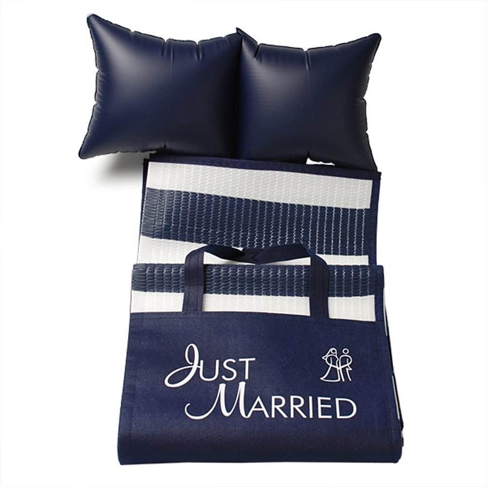Heiraten in Leer: das Flitterwochen-Gepäck